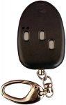 PROTECO PTX433305AI 3 csatornás, tanítható, fix kódolású távkapcsoló