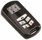 DSC WT8989 Vezeték nélküli kulcs DSC PC9155/868 központhoz, 4 gomb, 2 irányú, ikonos LCD, 868MHz