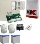 Komplett riasztórendszer DSC PC585H szett riasztó