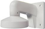 HIKVISION DS-1272ZJ-110-TRS  Fali konzol dome kamerákhoz, alumínium és acél, fehér.