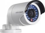 HIKVISION DS-2CD2010F-I  1,3 MP-es IP Bulett kamera, 6 mm fix optikával, IRM 30m, H.264, MJPEG
