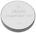 CR2450 gombelem - elem