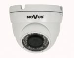Novus NVIP-2DN3000V/IR-1P Resolution: 2 MPX D/N function - IR cut filter Min. Illumination from 0.03 lx (0 lx, IR on) Lens: standard, f=4 mm/F1.6 IR LED, range up to 20 m