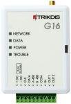 G16-2G riasztórendszer kommunikátor TRIKDIS G16-2G adatbuszos riasztórendszer kommunikátor
