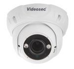 Videosec IPD-236PS Variofokális 2.8-12mm/F1.4 dome kamera Power IR LED Onvif Starlight 2MP