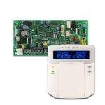 PARADOX SP4000 + K32LCD+ szöveges kezelőegység, riasztó rendszer központ panel