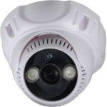 Videosec XD-136 (1MP) 4-féle üzemmódú AHD/CVI/TVI/960H (Quad) Fix 3.6mm, beltéri dome kamera, Power IR LED