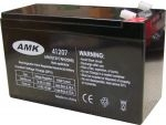 AMK 12V 7Ah MS7-12 zselés biztonságtechnikai, riasztórendszer akkumulátor, riasztó akku