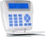 BENTEL LCD KEZELŐ BE CLASSIKA-LCD riasztórendszer kezelőegység