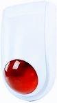 LD-100 beltéri hang és fényjelző ledes sziréna, tamper védett - narancssárga búrával