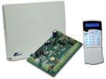 CROW Runner 8 riasztórendszer magyar nyelvű LCD kezelővel, tápegységgel, dobozzal