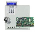 Paradox EVO192HD riasztórendszer dobozzal, K641+ kezelő, 45VA táp