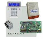 Paradox EVO192HD riasztórendszer dobozzal, K641+ kezelő, 45VA táp, PS128
