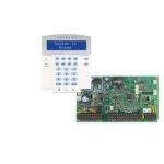 PARADOX EVO192 + K641 riasztó rendszer központ panel és kezelőegység