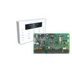 PARADOX EVO192 + K656 riasztó rendszer központ panel és kezelőegység