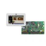 PARADOX EVO192 + TM50 riasztó rendszer központ panel és kezelőegység