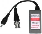 FEIHUA FT-912C UTP kábel/video/audio jel illesztő balun transzformátor, sodrottérpáras átalakító