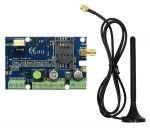 GMAX GSM átjelző kommunikátor. Programozó kábel nélkül! Univerzális, bármely riasztórendszerhez!