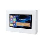 INIM IMB-ALIEN/GB Fehér színű érintőképernyős kezelőegység SmartLiving rendszerekhez.Kijelző: 7 inch, 800*480