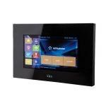 INIM IMB-ALIEN/GN Fekete színű érintőképernyős kezelőegység SmartLiving rendszerekhez.Kijelző: 7 inch, 800*480