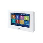 INIM IMB-ALIEN/SB Fehér színű érintőképernyős kezelőegység SmartLiving rendszerekhez. Kijelző: 4,3 inch, 480*272,