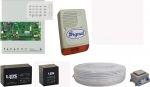 PARADOX SP4000 riasztórendszer csomag mozgásérzékelők nélkül, az érzékelők külön rendelhetőek