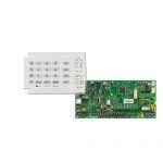 PARADOX SP5500 + K10H riasztó rendszer központ panel és kezelőegység