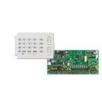 PARADOX SP6000 + K10H riasztó rendszer központ panel és kezelőegység