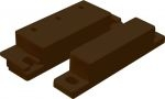 TANE SM-35 / BS-2031 barna felületre szerelhető nyitásérzékelő