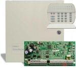 DSC PC1616 riasztórendszer központ + PK5516 ledes kezelő + fém doboz