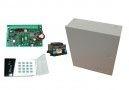 SATALARM SA62 LED - riasztó központ, Led kezelő, doboz, tápegység