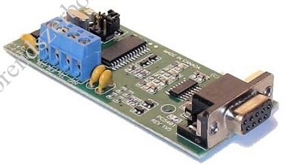 DSC IT100 Lakás- és épületautomatizálási illesztő modul DSC PC1616, PC1832 és PC1864 központokhoz.