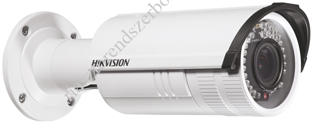 HIKVISION DS-2CD2620F-I  2MP-es IP Bulett kamera, 2.8-12 mm varifokális optikával, IRM 10m, H.264, MJPEG