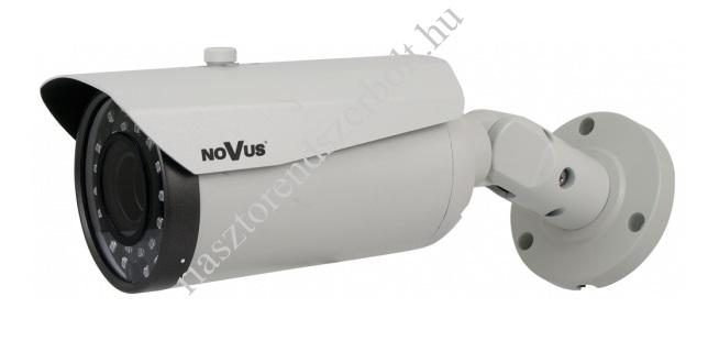 NOVUS NV-AHD 2DN5202MH/IR-1P kompakt AHD kamera 1080p, 2MP, FULL HD varifokális objektívvel 2,8mm-12mm