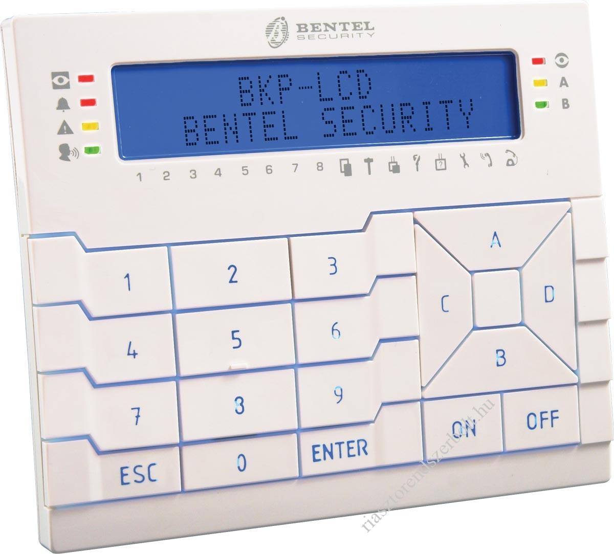 Bentel kezel egys gek tasztat r k bentel proxy olvas s for Bentel kyo 320 prezzo